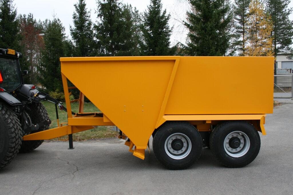 ATI-12000 Hiekoitinvaunu, Tuotteet